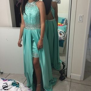Dresses & Skirts - Long open back dress